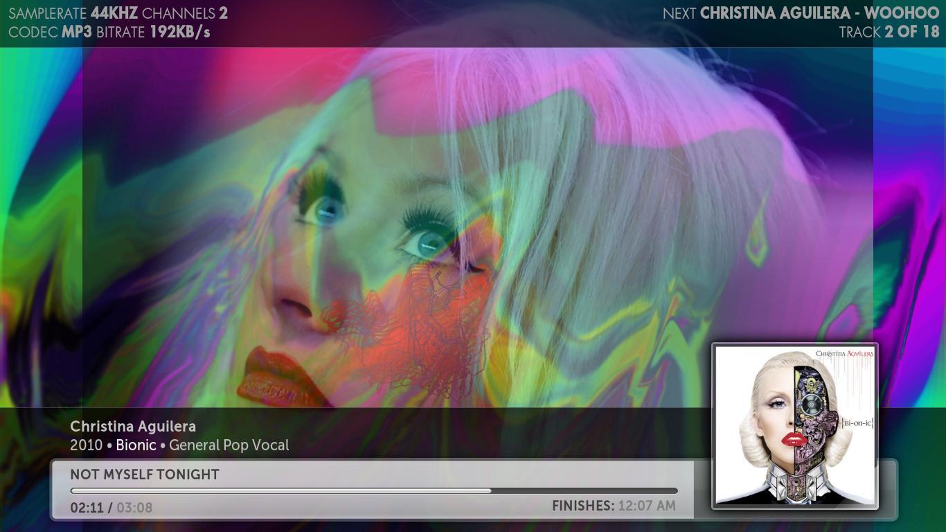 Kodi/XBMC skin: Fusion Migma by butchabay